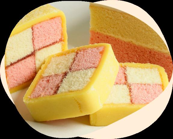 Sponge Emulsifiers